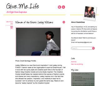 Give.me.life