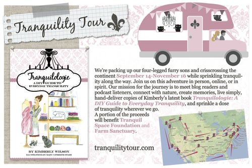 Tranquility Tour 4x6 Front