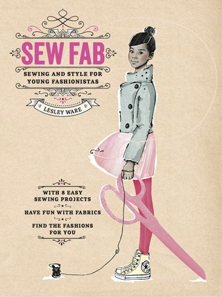 Sew Fab Cover